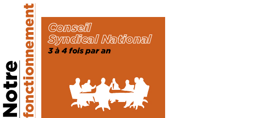Conseil syndical national