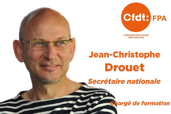 Jean-Christophe Drouet