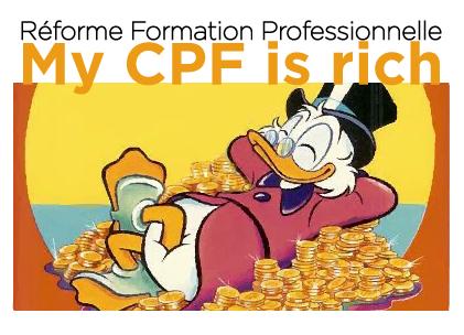Mon CPF est riche
