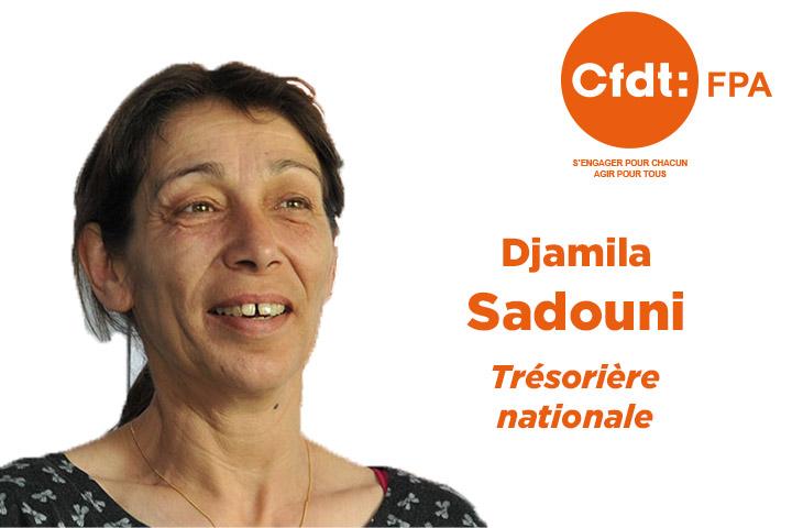 Djamila Sadouni
