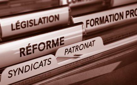 Réforme Formation Professionnelle