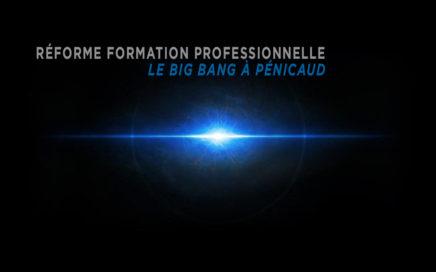 Formation Professionnelle Big Bang